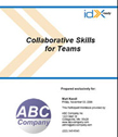 idXready individualized participant workbooks